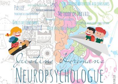 Flyer neuropsychologue